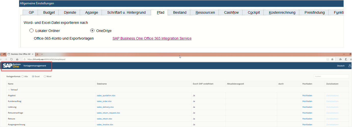 SAP-Business-One-Version-10.0-Plattform-Erweiterbarkeit-Microsoft-Office-365-Integration